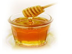 spoon and honey