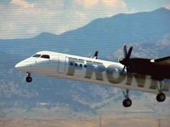 frontier airlines \ rapid city airport
