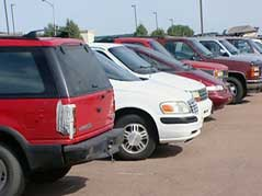 cash for clunkers cars trucks vans vern eide dealership