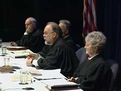 supreme court yankton justices