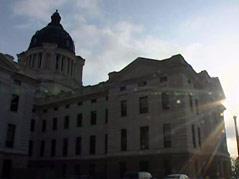 capitol building pierre lawmakers legislature