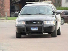 brookings police department car #042010 rape kidnapping robbery investigation