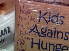 kids against hunger sioux falls send food to haiti