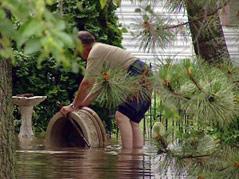 ravinia flooding
