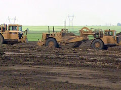 lyon county casino earthmovers construction work