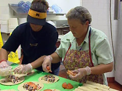 school lunch ladies summer program training