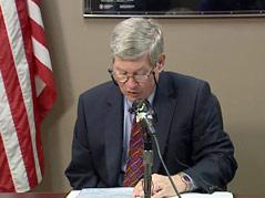 senator tim johnson financial reform bill sioux falls #070610