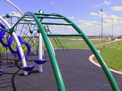 playground equipment new material sioux falls park #070610