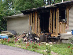death investigation arson case home fire house fire