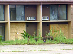 oaks hotel to be torn down closed David graham city frustrated