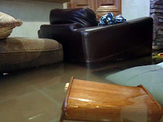 basement water flooding jerry hood sioux falls sewage #073010