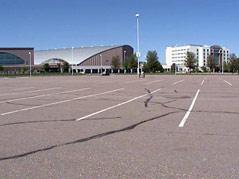 arena convention center future events center site?