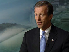 senator john thune south dakota