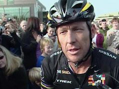 lance armstrong in sioux falls