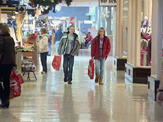 empire mall shopping holidays shoppers