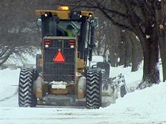 city plows \ snow removal blizzard snow gates snowgates