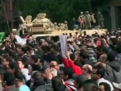 riots egypt
