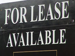 SF Growing, For Lease Sign, Business Friendly
