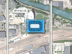 cherapa place site possible events center drawing