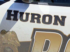 Huron / police chief /resigns