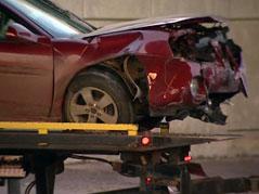 I-90 229 crash / under investigation