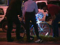 sioux falls bike crash 10th street and fairfax avenue hit by car