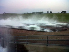 oahe dam pierre fort pierre missouri river maximum release