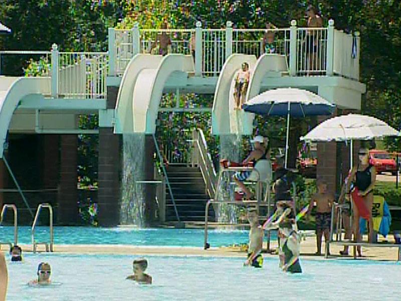 Terrace Park Pool Open Again