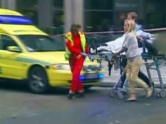 norway terror attacks bombing gunman