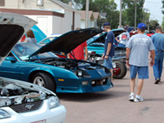 Canton Car Show / 2011 / antique