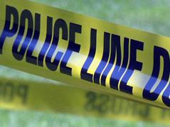 aberdeen police tape crime scene generic