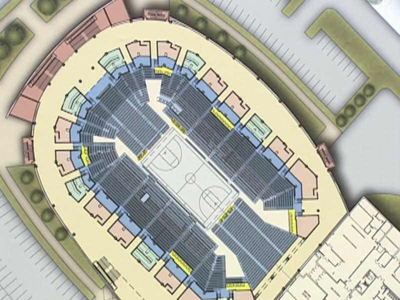 proposed sf events center seating