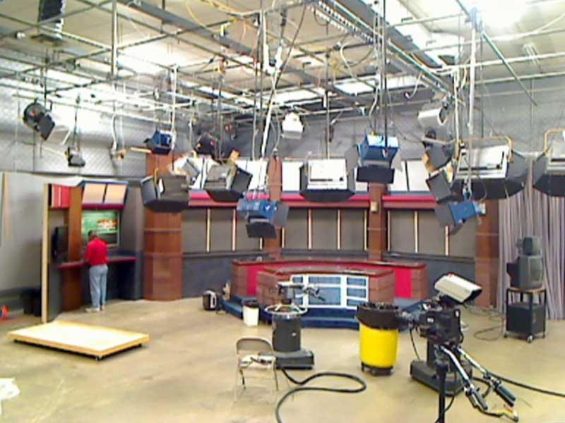 kelo old news set being torn down hd update