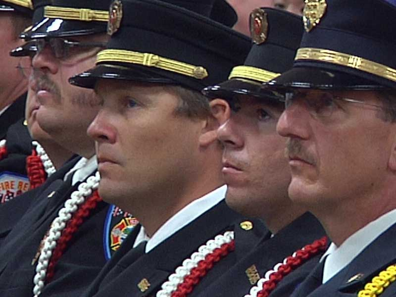 first responder from 9/11 speaks in sioux falls