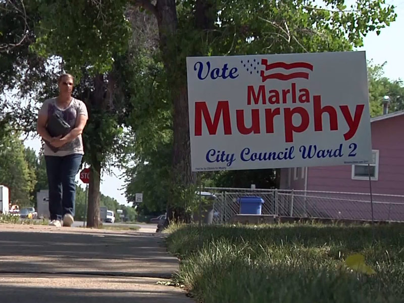Marla Murphy city council candidate rapid city