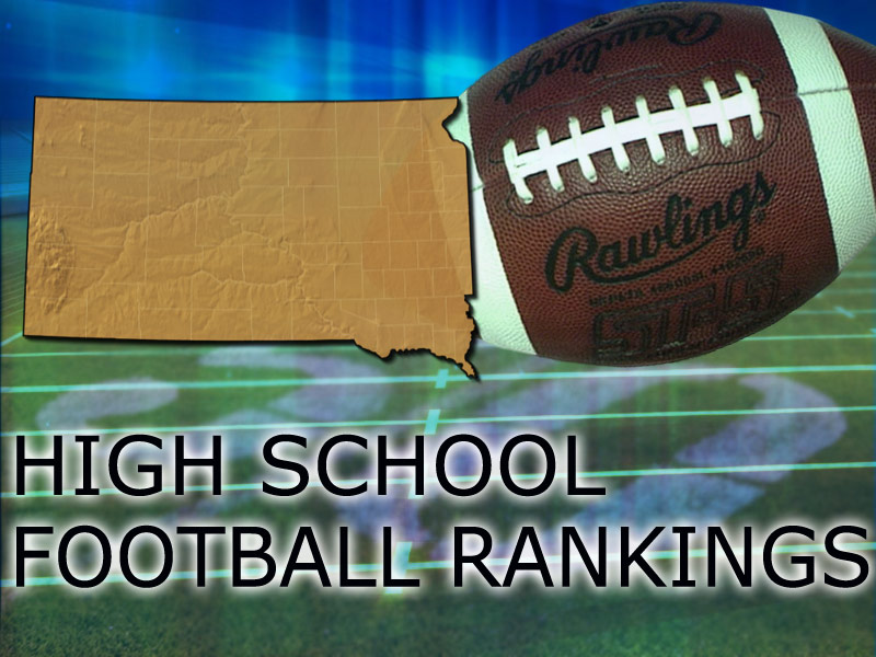south dakota high school football rankings generic