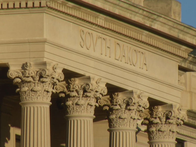 south dakota capitol