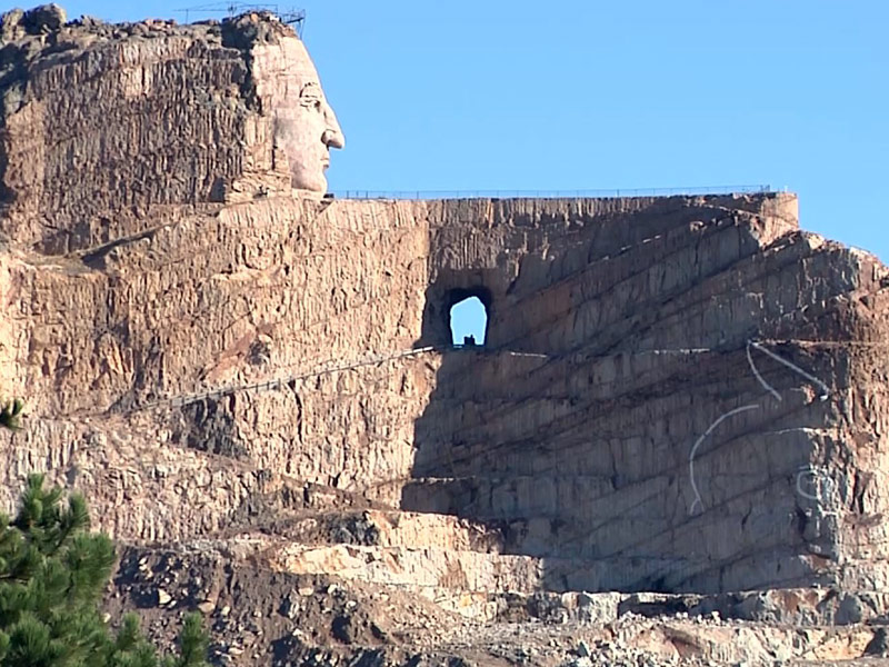 crazy horse native american day