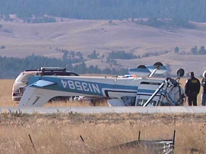 Sturgis / plane crash