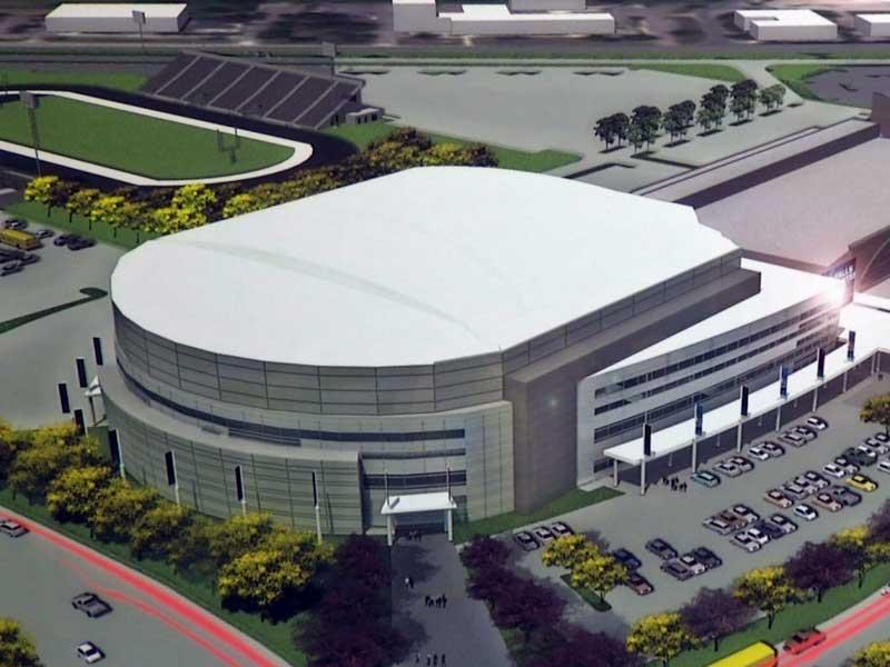 events center bonds sioux falls development