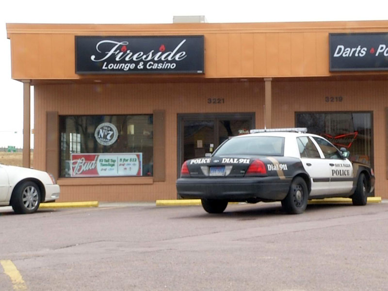 fireside casino robbery sioux falls armed robbery suspect