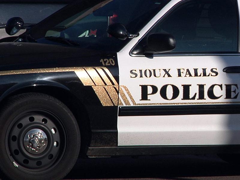 sioux falls police car generic