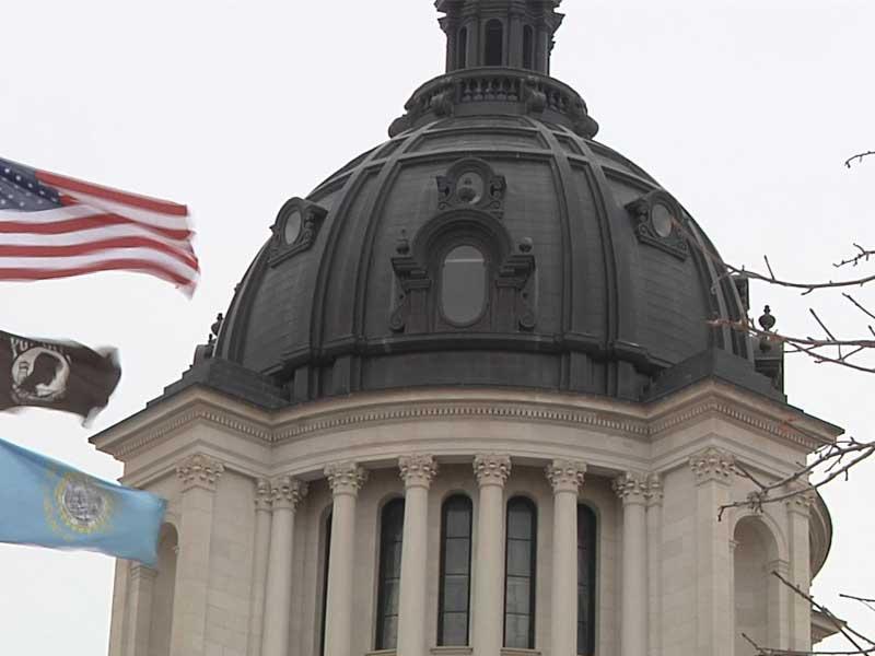 State capitol / budget cuts