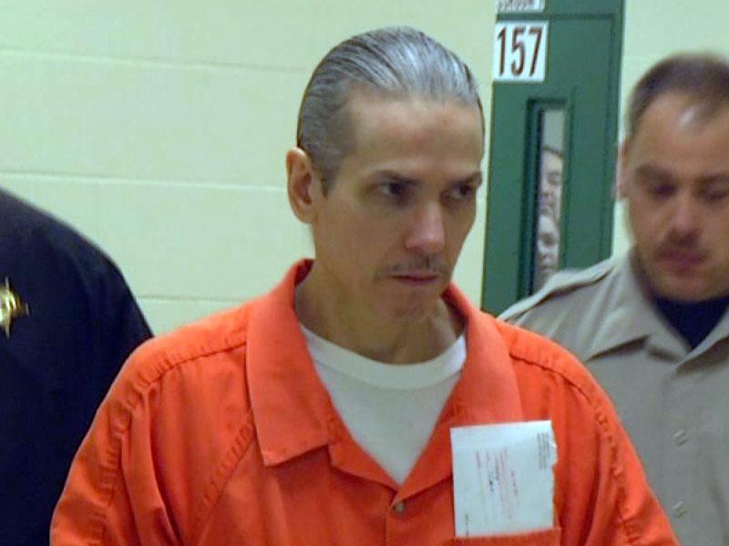 Rodney Berget inmate murder case