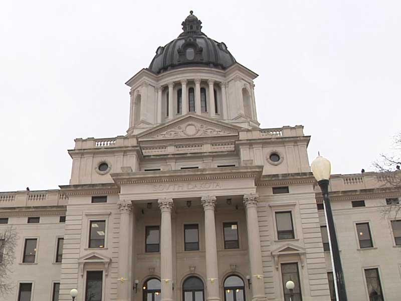 south dakota legislature capitol building pierre
