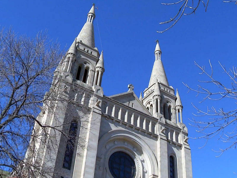 sioux falls cathedral catholic church