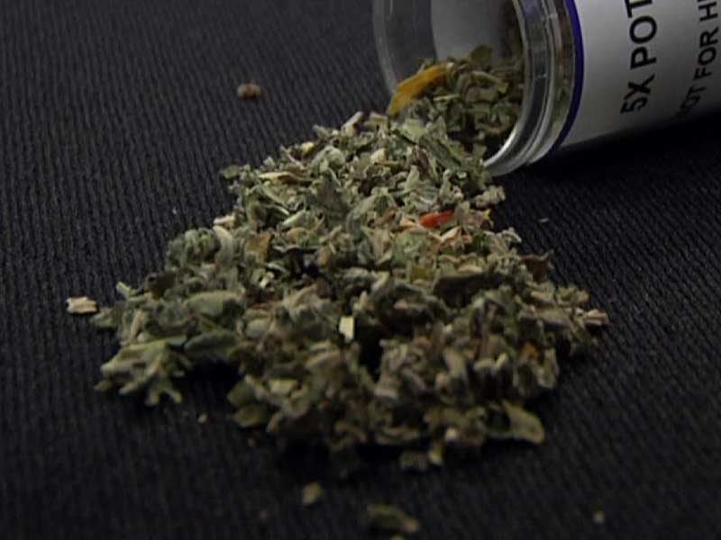 incense synthetic drugs smoke it fake pot