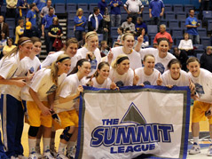 sdsu women win summit league championship