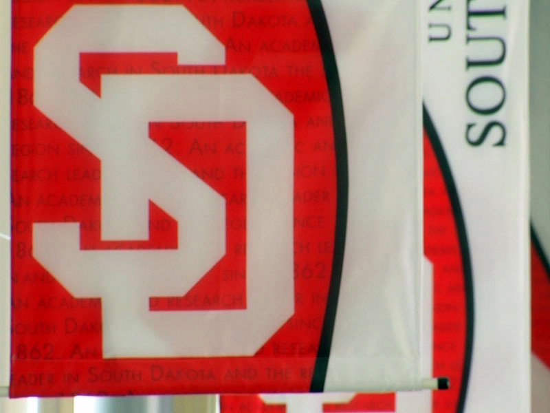 university of south dakota banners