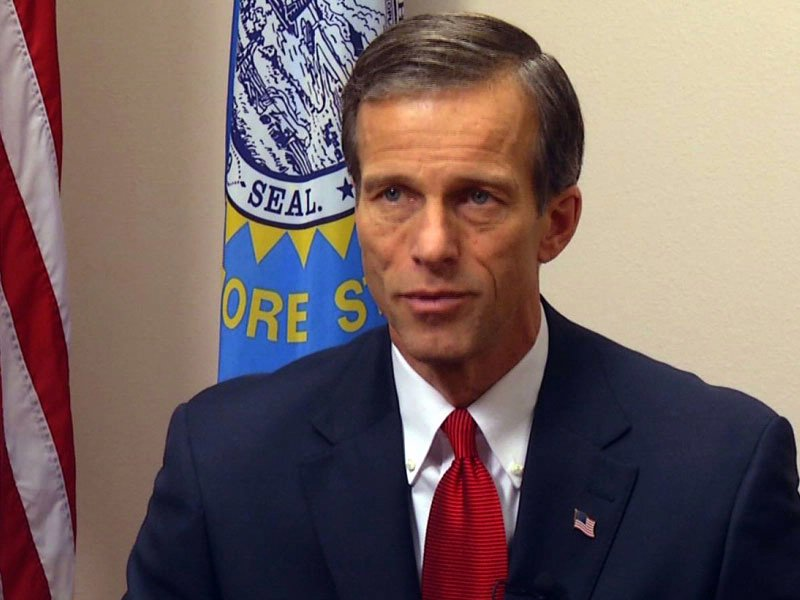 Sen. John Thune congress republican senator